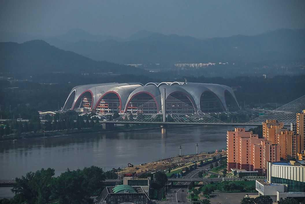 Первомайский Стадион «Рунградо»