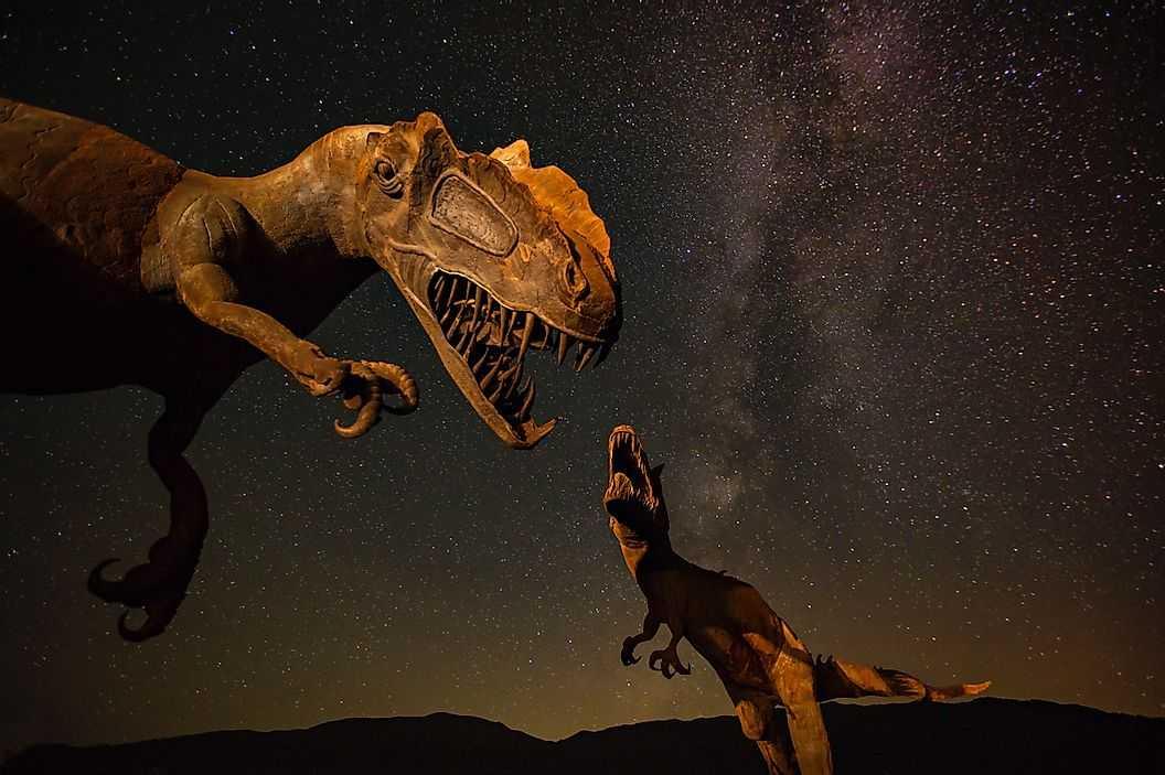 Родители динозавров