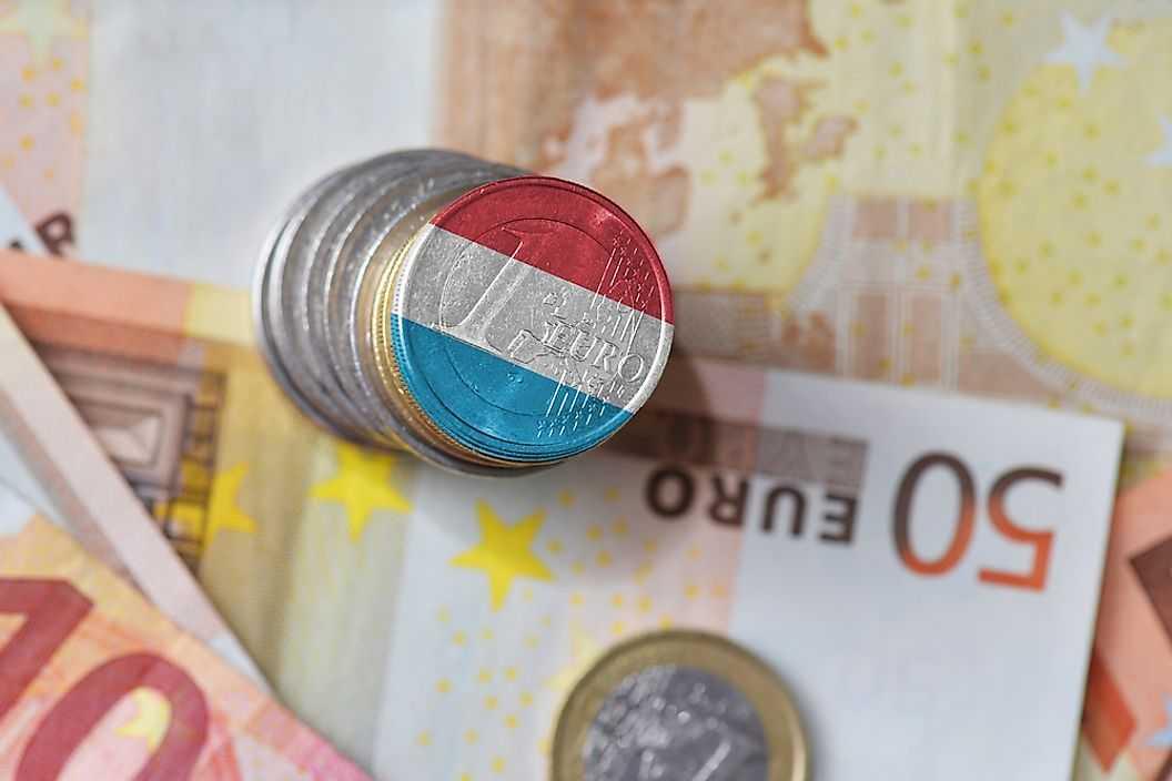10 стран ОЭСР с самыми высокими зарплатами