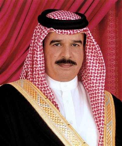 Король бахрейна