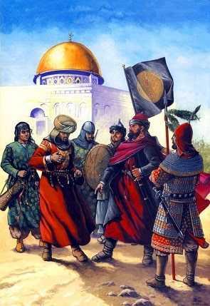 Ливия династия Аббасидов