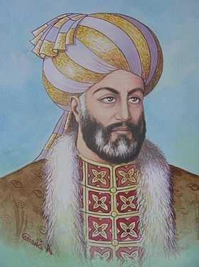 Ахмад Шах Дуррани