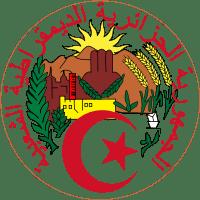 Государственный герб Алжира
