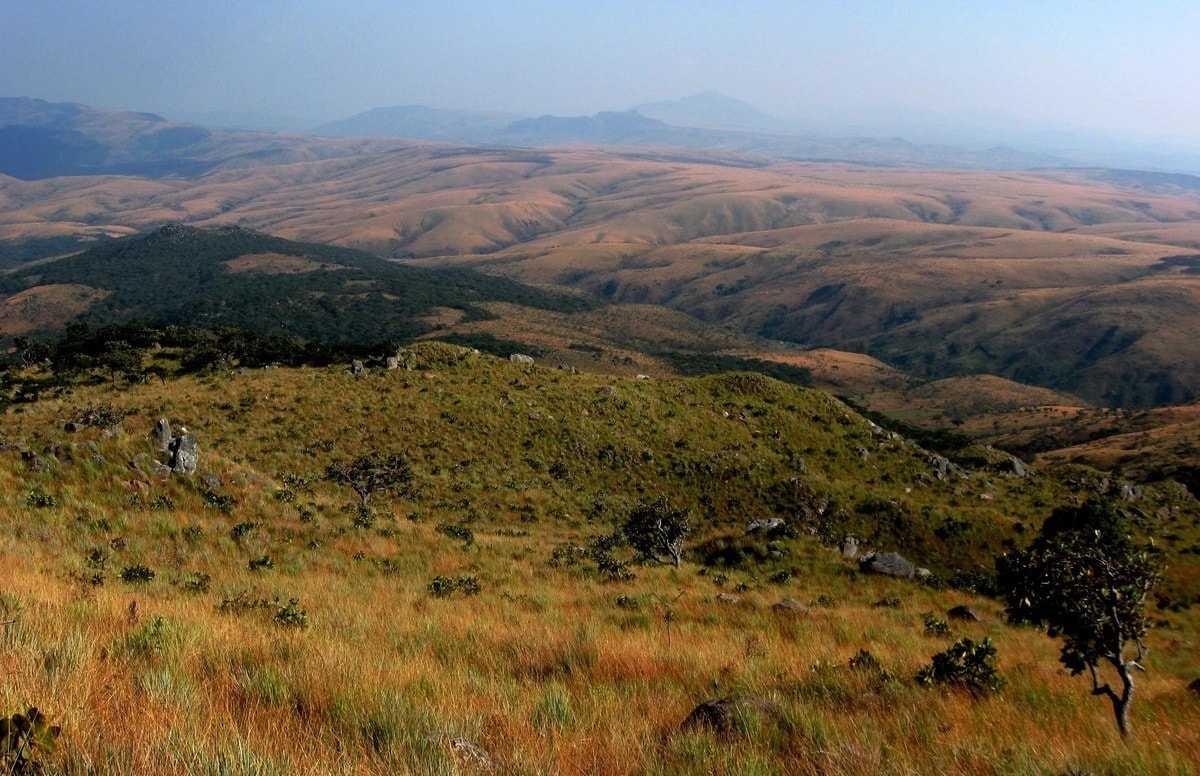 Природа Анголы фото