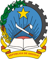 Герб Анголы фото