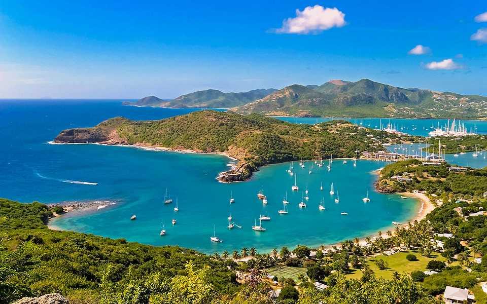 Антигуа и Барбуда туризм