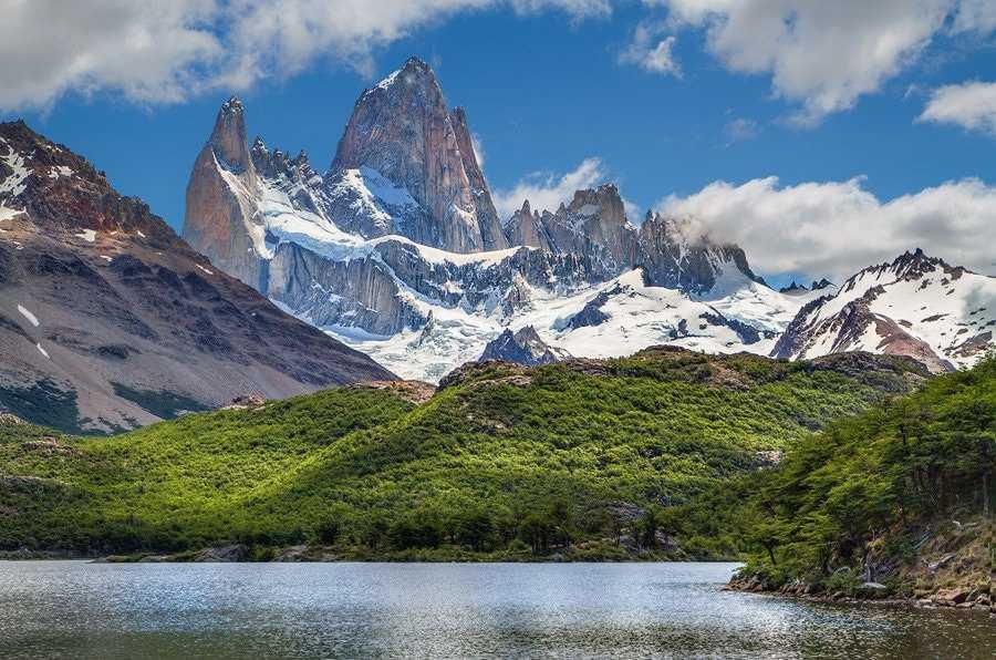Ландшафт Аргентины