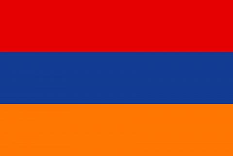 Флаг государства Армения