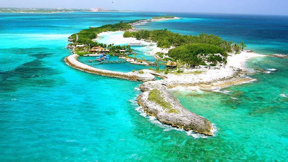 Багамские острова природа