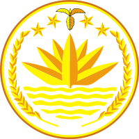 Герб страны Бангладеш
