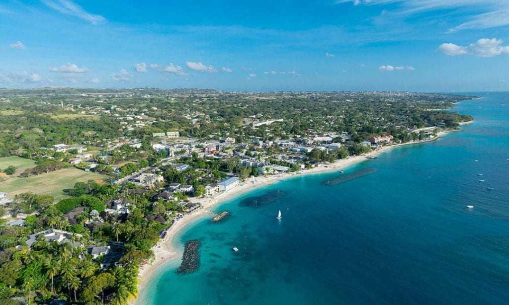 Природа Барбадоса