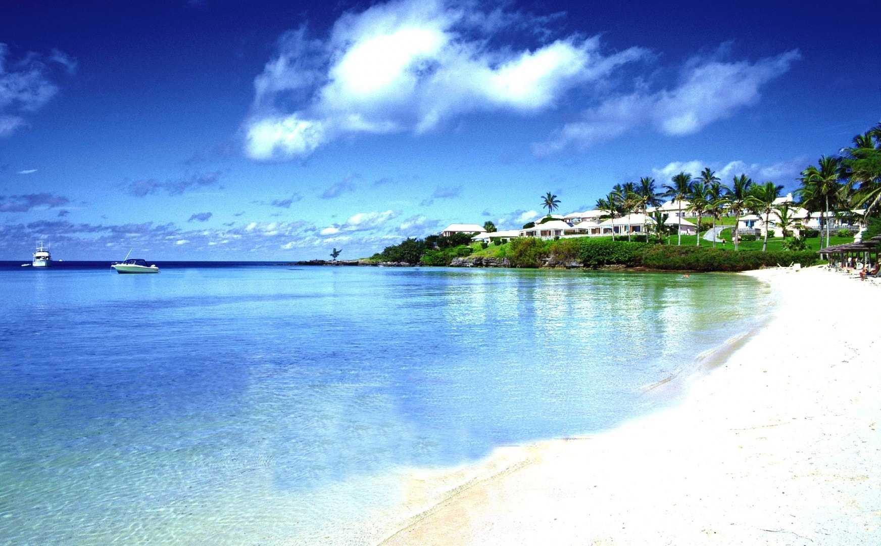 Бермудские острова пляжи