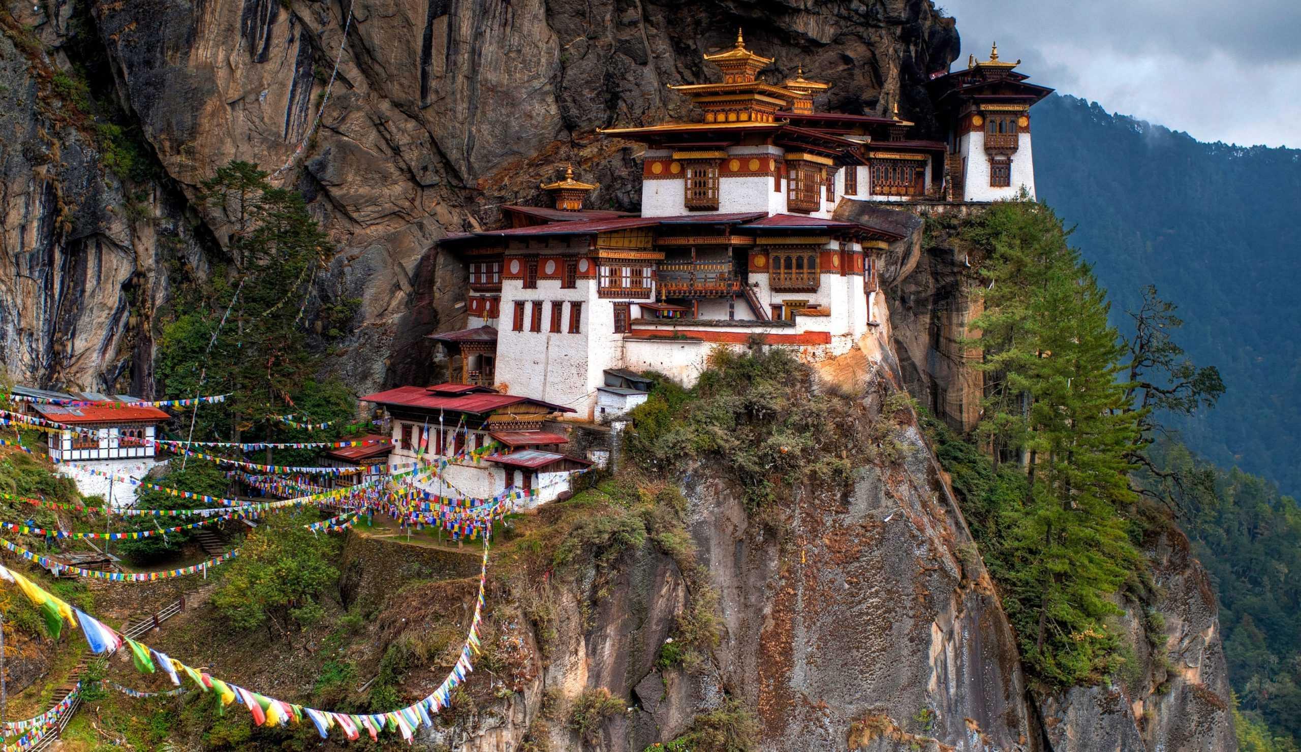 Монастырь Такцанг-лакханг, бутан