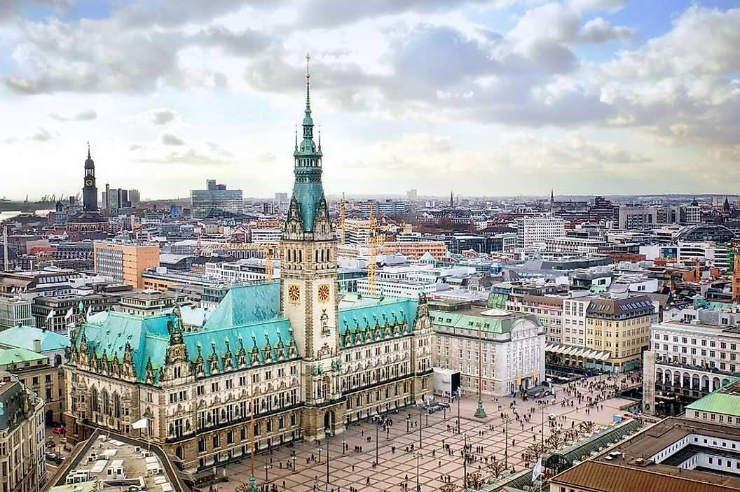 Самые богатые и бедные регионы Германии