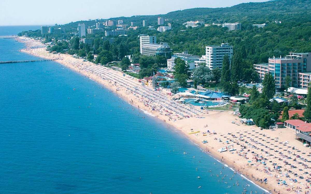 Болгария побережье