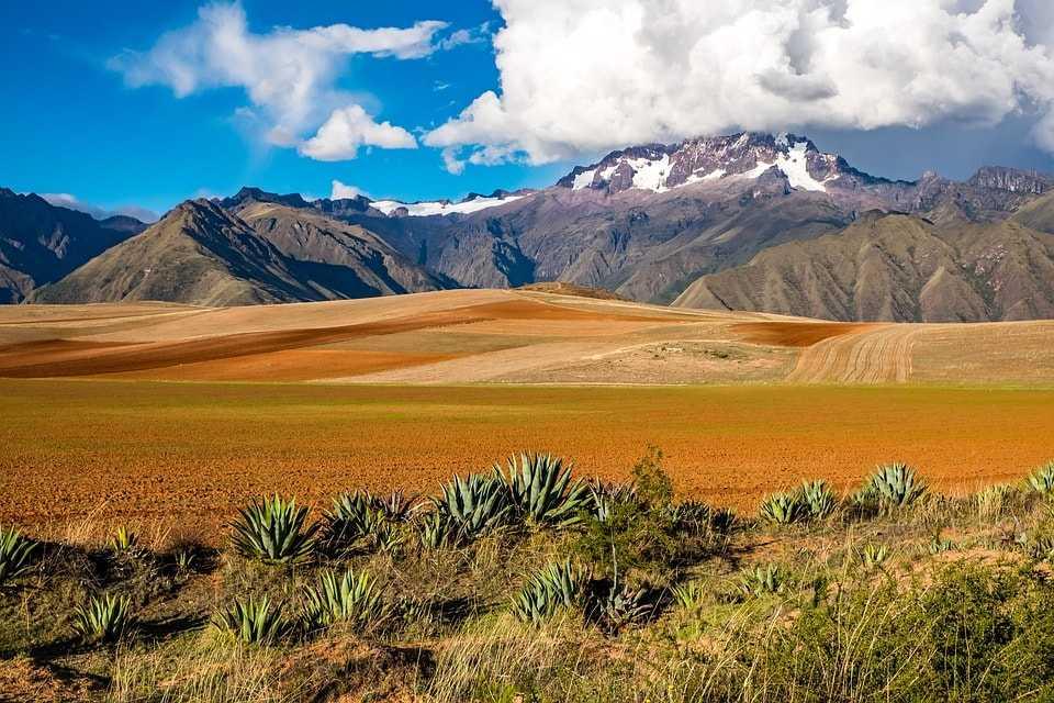 Боливия природа