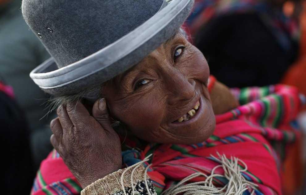 Боливия фото людей