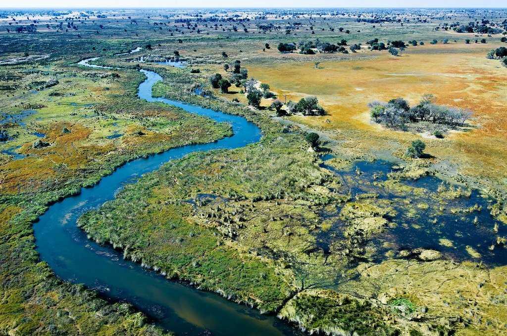 Ботсвана фото