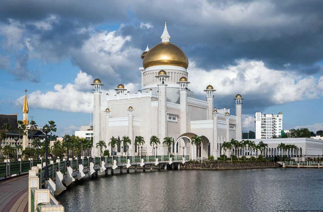 Бруней достопримечательности