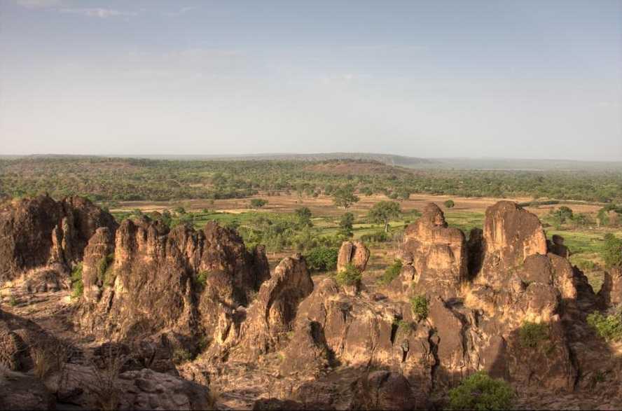Природа Буркина-Фасо