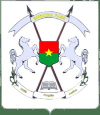 Герб государства Буркина-Фасо
