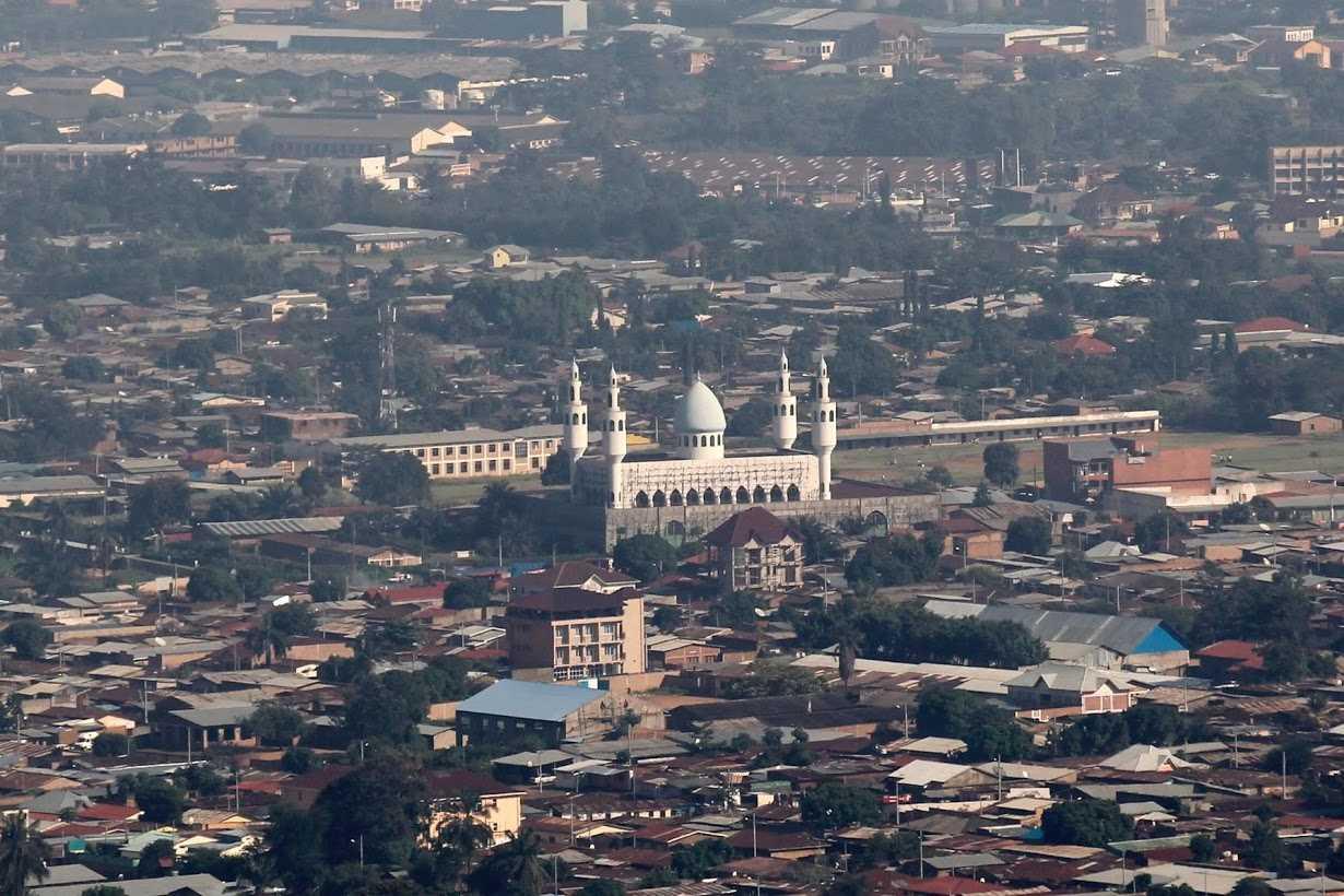 Бурунди Бужумбура