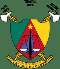 Герб страны Камерун