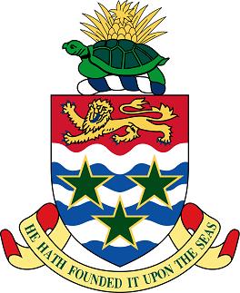 Каймановы острова герб