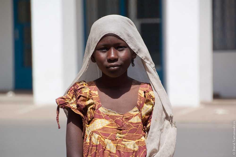 Чад жители