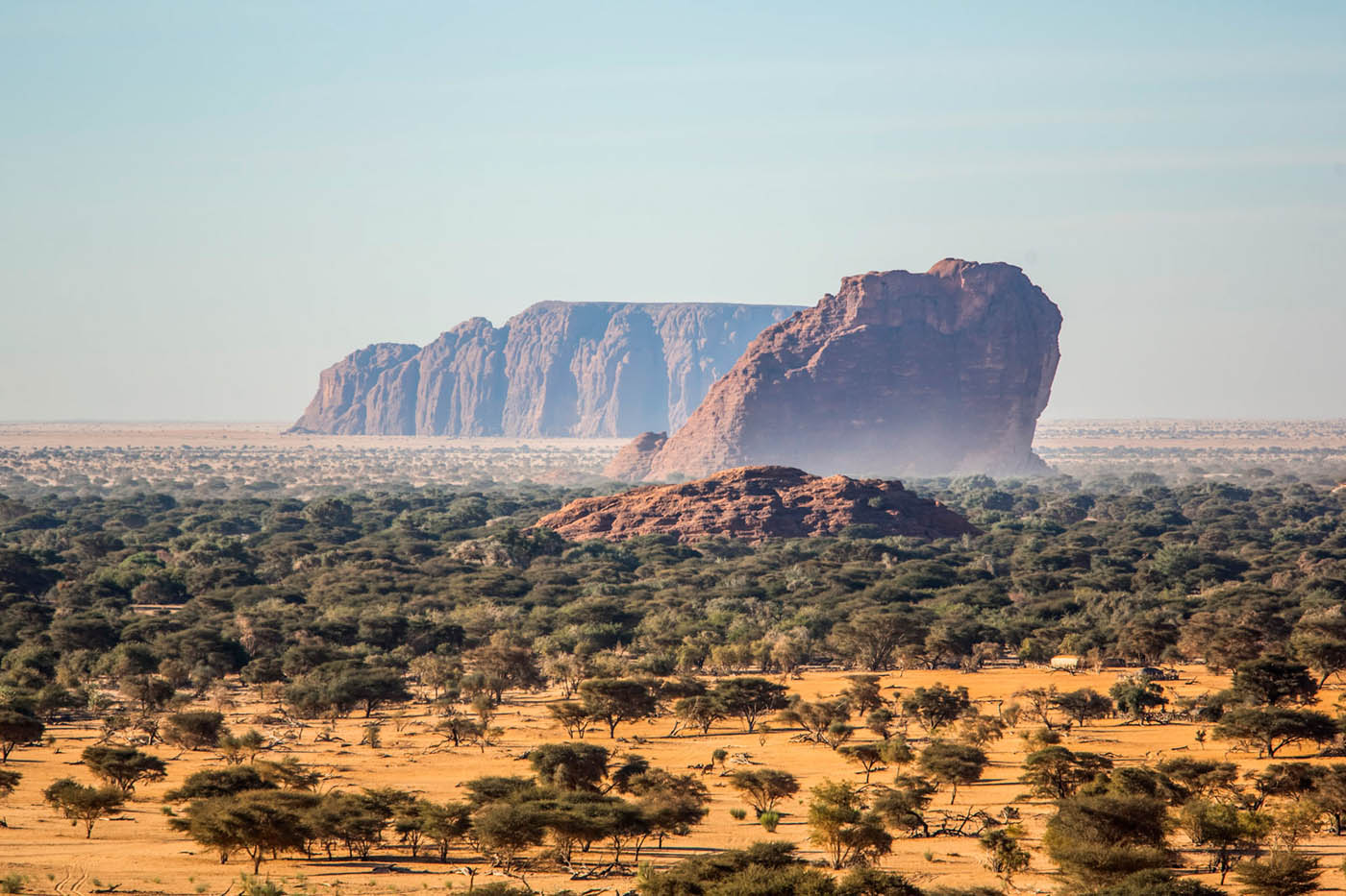 Чад туризм