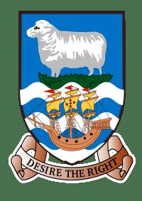 Герб Фолклендских островов.