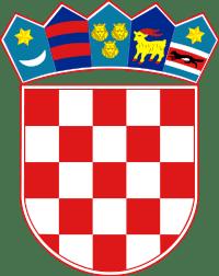 Государственный герб Хорватии