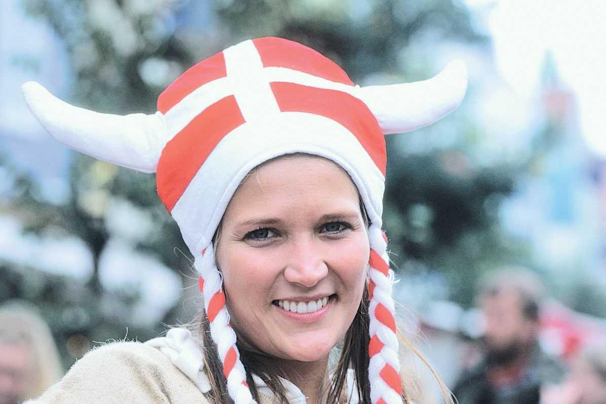 Дания население