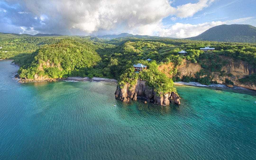 Ланшафт Доминики