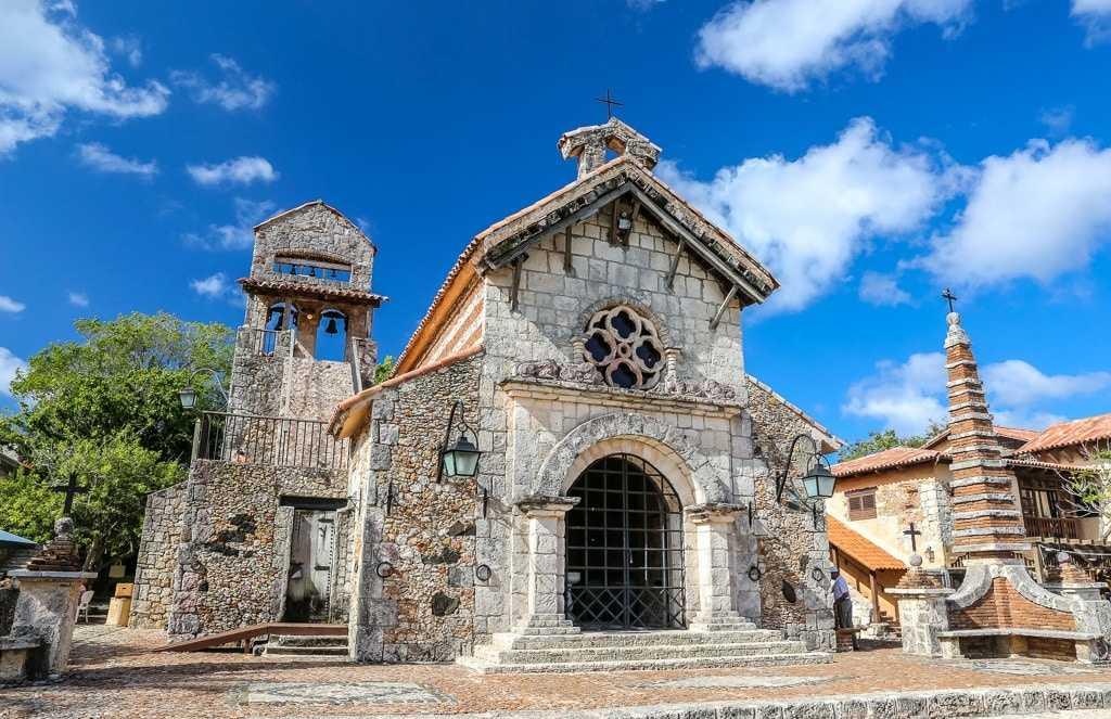 Альтос де чавон Доминиканская Республика