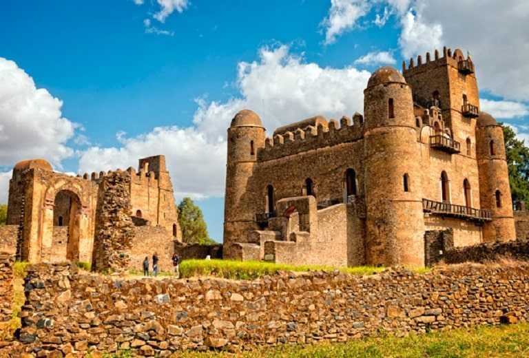 Крепость Фасил-Гебби