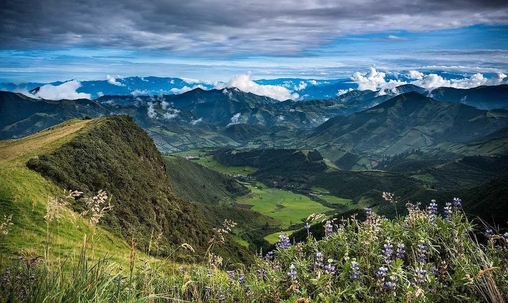 Эквадор природа