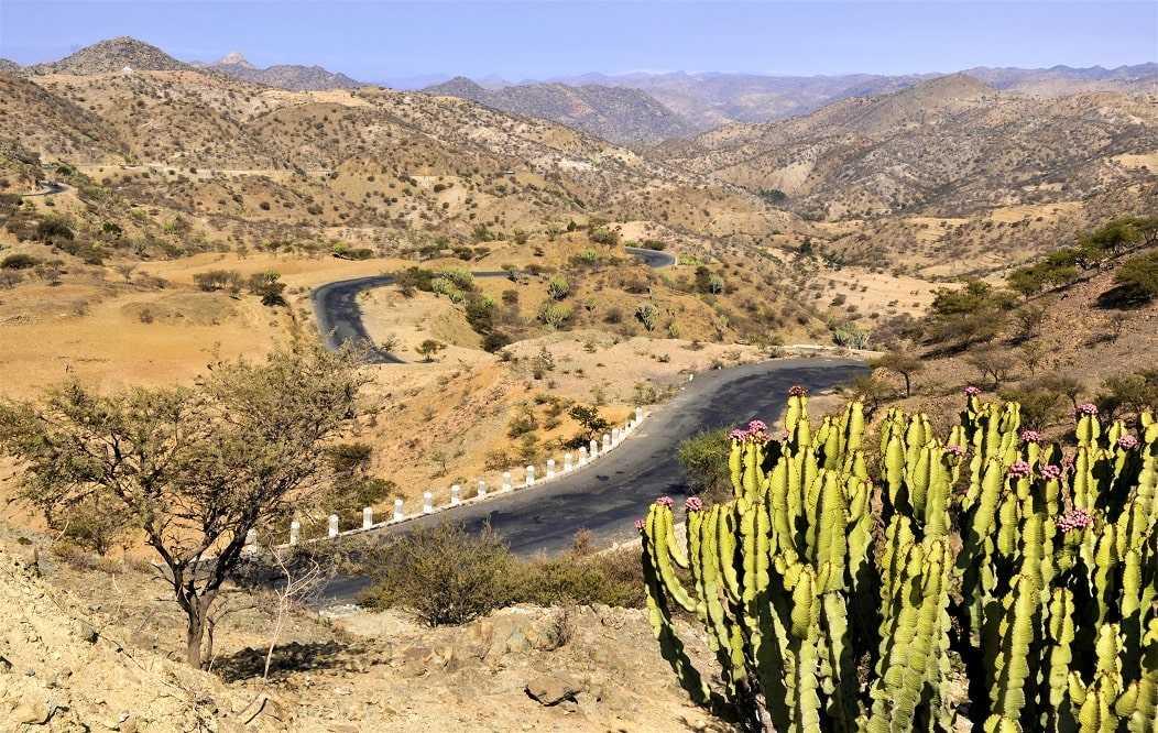 Эритрея природа