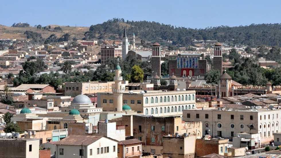 Столица Эритреи