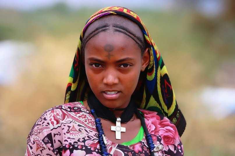 Эритрея население
