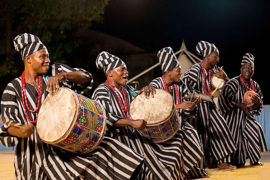 Основные этнические группы Бенина