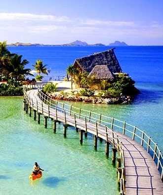 Фиджи туризм