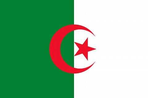 Государственный флаг Алжира