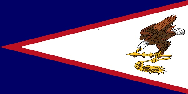 Флаг АФлаг государства Американское Самоа