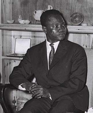 Президент Франсуа Томбалбай
