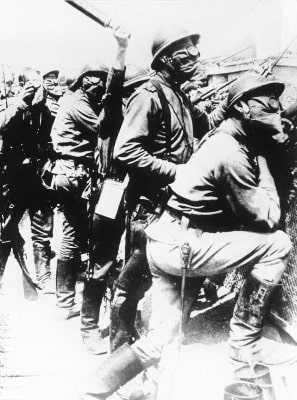 Франция Первая мировая война