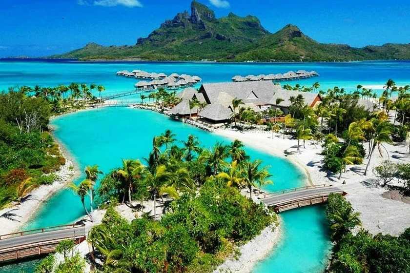 Французская Полинезия достопримечательности