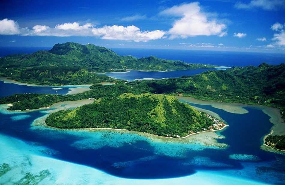 Французская Полинезия природа