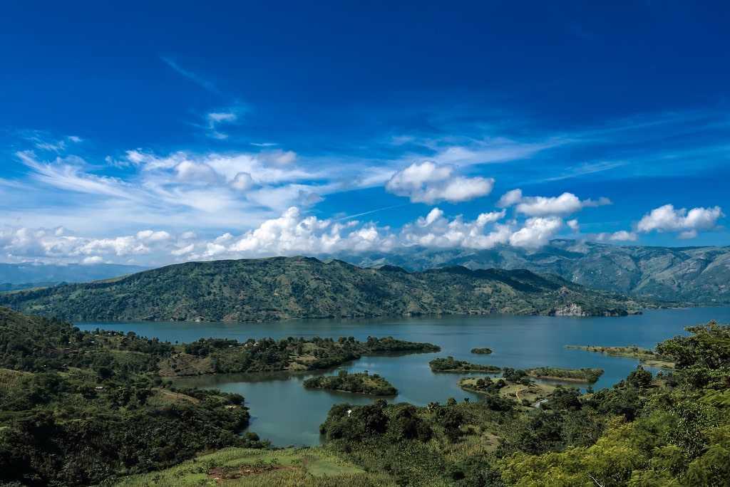 Гаити природа