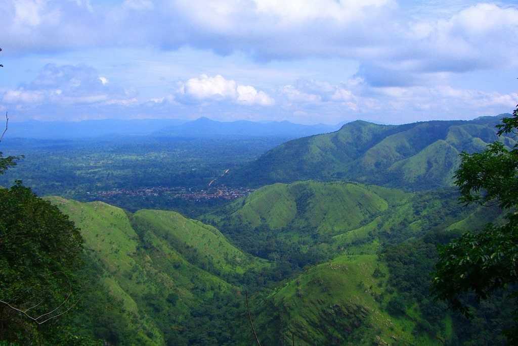 Гана природа